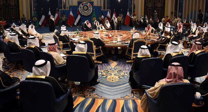 التعاون الخليجي يؤكد على مواقفهالثابتة تجاه القضية الفلسطينية