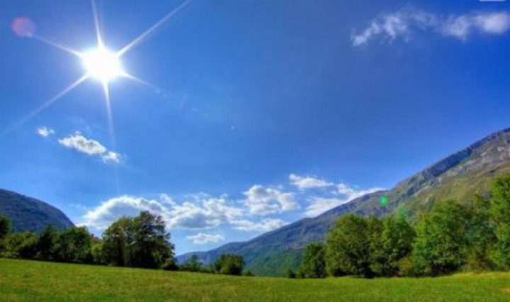 الطقس:أجواء صافية وارتفاع درجات الحرارة