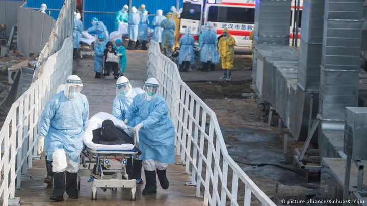 """انخفاض عدد الوفيات بـ""""كورونا"""" في الصين"""
