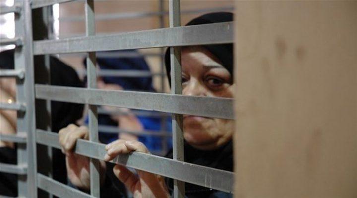 شؤون الاسرى:الاحتلال اعتقل 128 فلسطينية خلال عام 2019