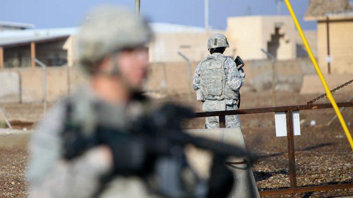مقتل جنديين أمريكيين وأفراد أمن عراقيين خلال مهمة بالعراق