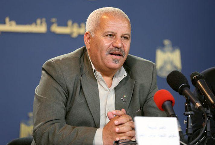 شرايعة: تم اتخاذ الاجراءات الوقائية اللازمة في المخيمات