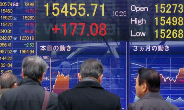 الأسهم اليابانية تتعافي بعد جلسة متقلبة