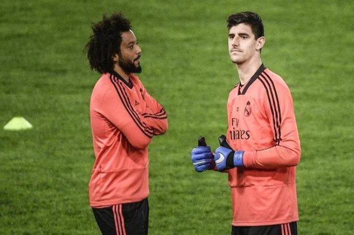صدمة جديدة لزيدان قبل مباراة ريال مدريد ضد مانشستر سيتي