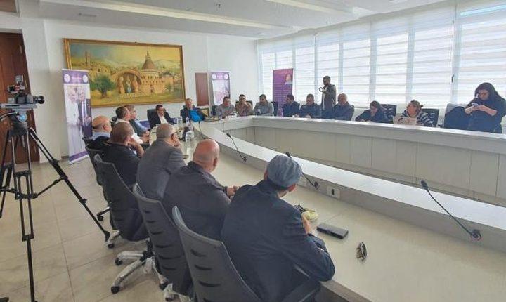 لجنة الصحة المنبثقة تعقد اجتماعا طارئا حول كورونا