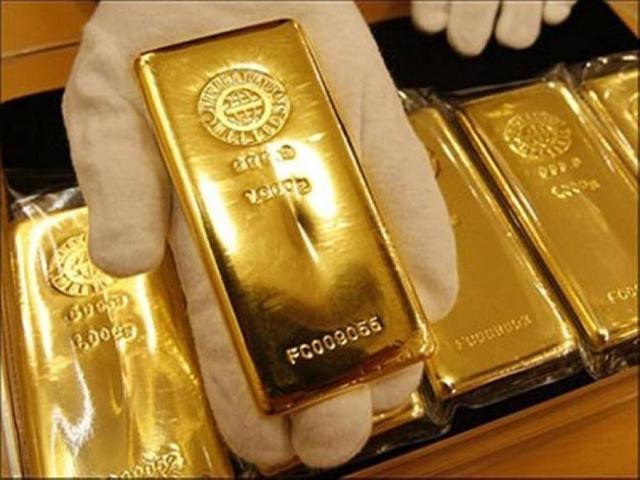الذهب ينخفض 1%