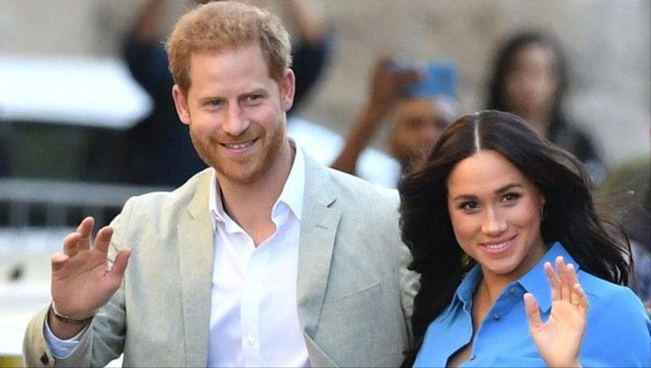 """الأمير هاري وميغان ماركل يشاركان في مهرجان """"ماونت باتن"""" للموسيقى"""