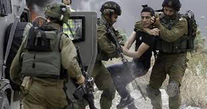 الاحتلال اعتقل 471 مواطنا خلال الشهر الماضي
