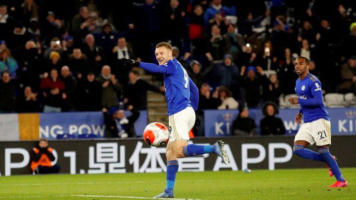 فاردي لا يستبعد العودة لتشكيلة المنتخب الإنجليزي