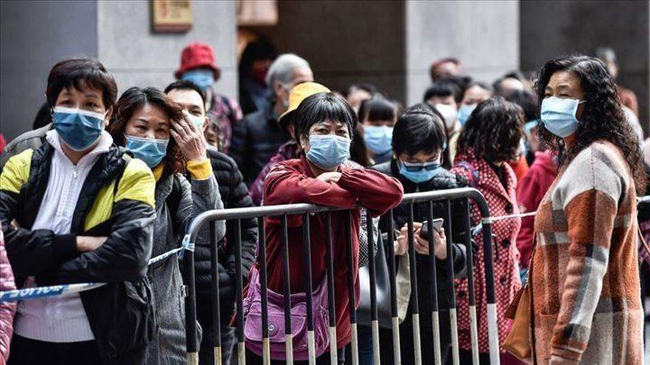 الصين تعلن ارتفاع عدد ضحايا فيروس كورونا