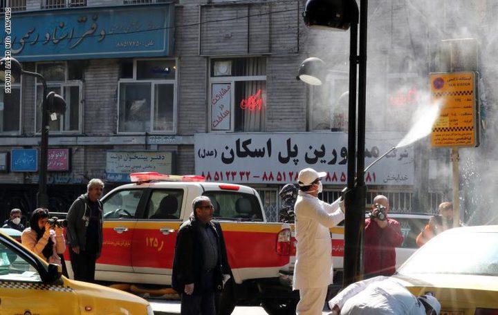 """إيران تعلن عن ارتفاع وفيات """"كورونا"""" إلى 354 والإصابات إلى 9 آلاف"""