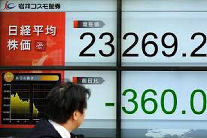 أسهم طوكيو تهوي تخوف المستثمرين من كورونا