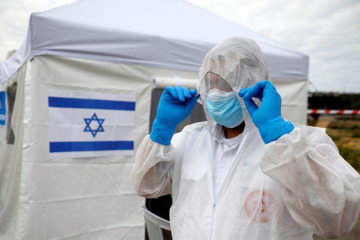 """ارتفاع عدد المصابين بكورونا في """"اسرائيل"""" الى 104"""