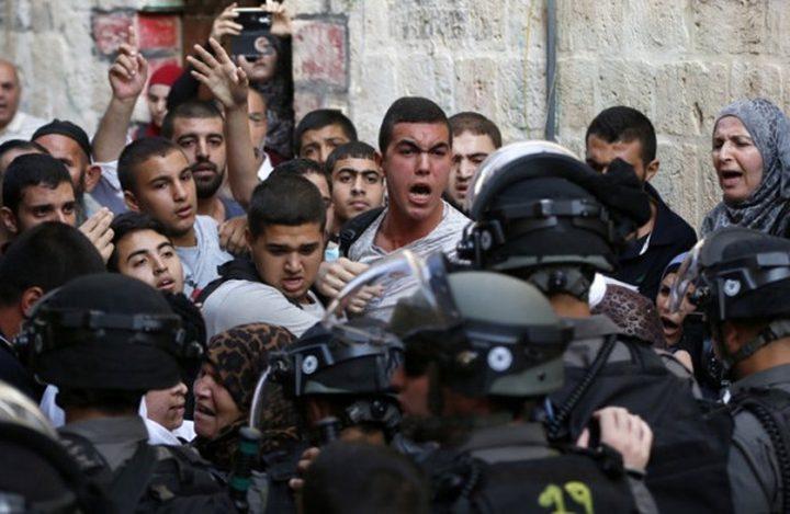 تقرير أمريكي ينزع عن المقدسيين فلسطينيتهم