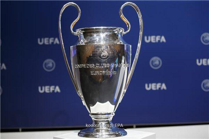 تأجيل مباريات دوري الأبطال واليوروبا ليج