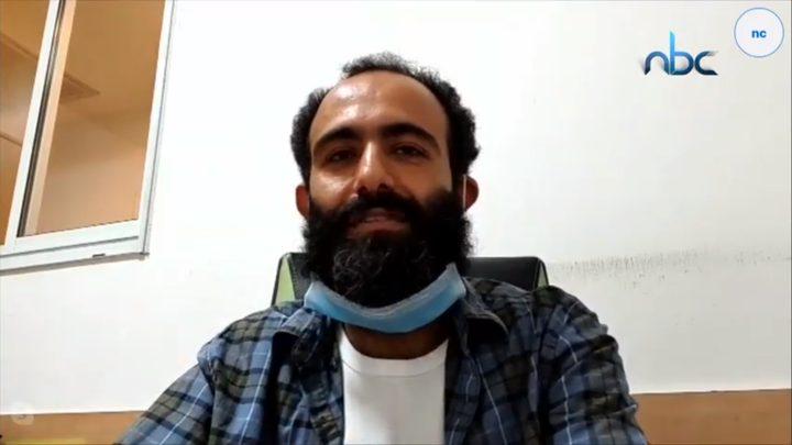 متطوع يرد على الشائعات المتعلقة بالوضع الصحي للمصابين بكورونا
