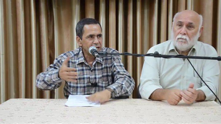 الكاتب عطا الله يطلق حملة للافراج عن المعتقل في سجون حماس ابو شرخ