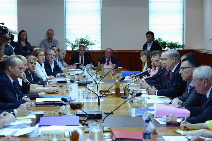 حكومة الاحتلال تصادق على مجموعة قرارات جديدة لمواجهة كورونا
