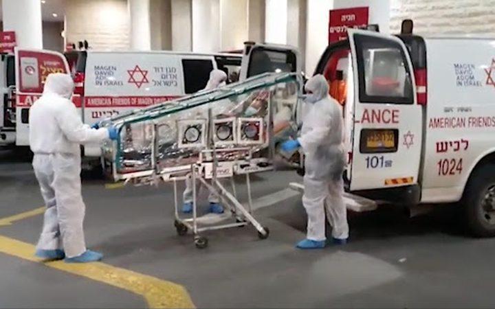 ارتفاع عدد المصابين بفيروس كورونا في دولة الاحتلال إلى 213 حالة