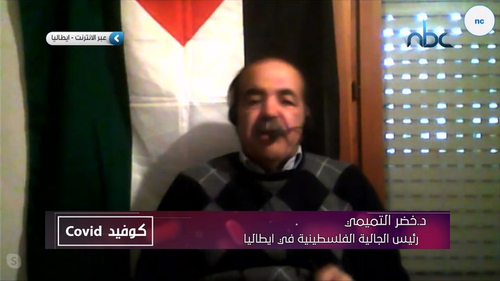 رئيس الجاليات الفلسطينية بايطاليا يتحدث عن تأثر الحياة بكورونا