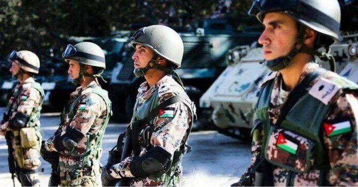 الجيش الأردني يتمركز على مداخل ومخارج المدن لمواجهة كورونا