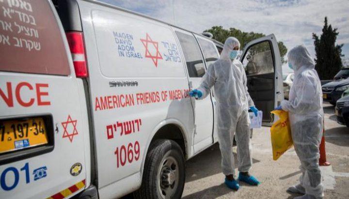 """ارتفاع عدد المصابين بكورونا في """"اسرائيل"""" الى324"""