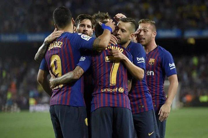 برشلونة يخطط للتعاقد مع 4 لاعبين جدد