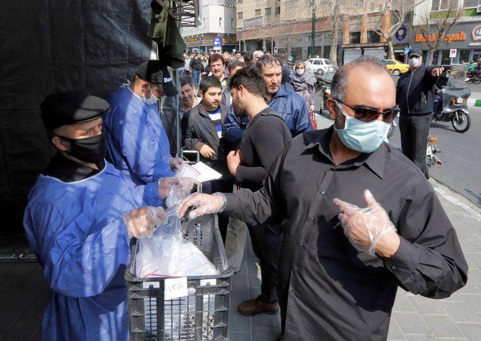 147 وفاة جديدة في إيران بفيروس كورونا المستجد