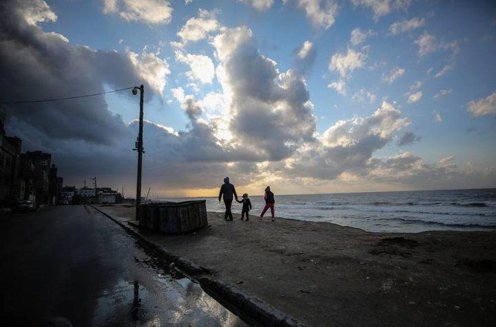 طقس فلسطين اليوم: انخفاض على درجات الحرارة بشكل ملموس