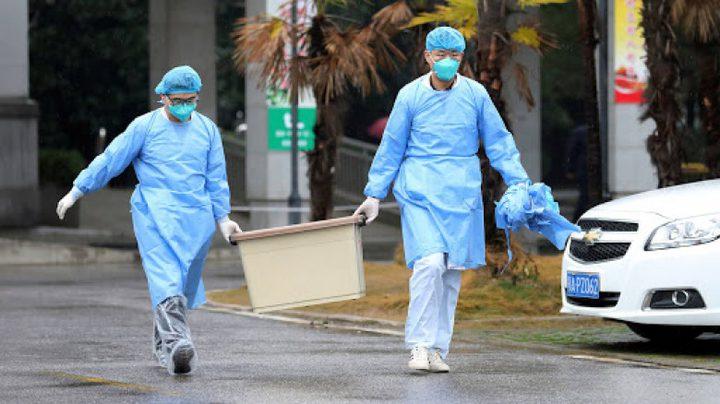 خلال يوم واحد....20 ألف إصابة جديدة بفيروس كورونا