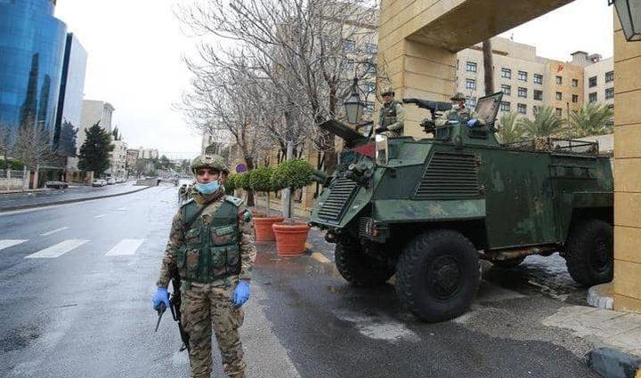 الجيش الأردني يعزل عمان والرزاز يحذر من الأصعب