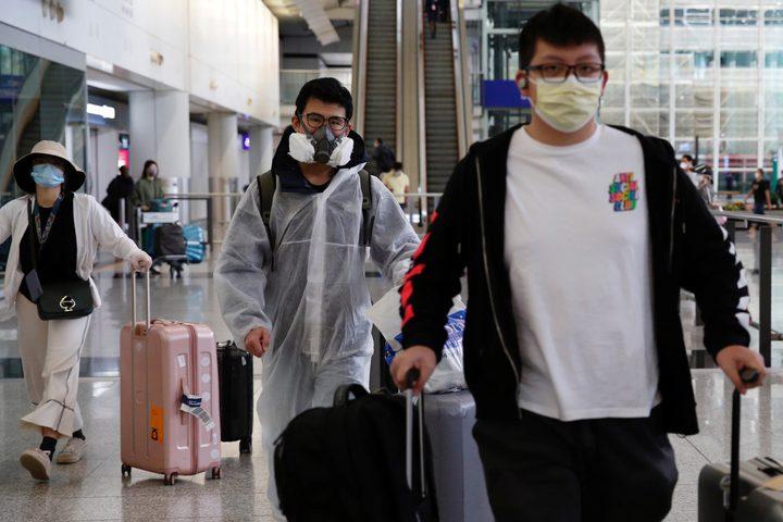 الصين: لا اصابات جديد بفيروس كورونا اليوم