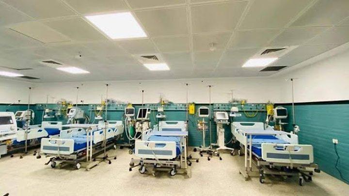 نابلس: اعتماد مجمع الشهداء الطبي العسكري مركزا لعلاج حالات كورونا