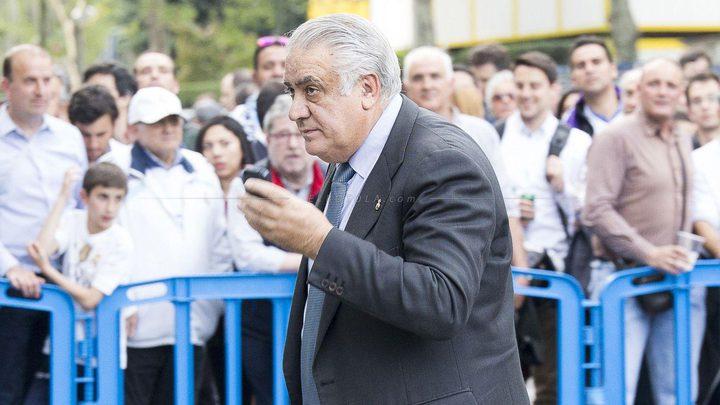 وفاة رئيس نادي ريال مدريد السابق لورينزو سانز بفيروس كورونا