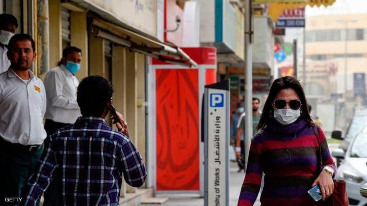 البحرين تقرر اغلاق المحال التجارية وتدعو للبقاء بالمنزل
