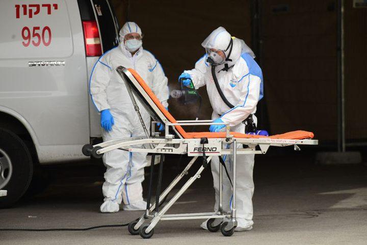 """الاحتلال: ارتفاع عدد المصابين بفيروس """"كورونا"""" لـ945 حالة"""
