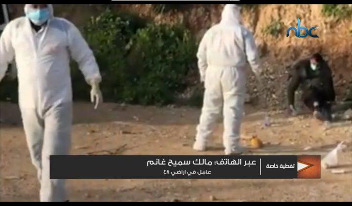 عامل يروي تفاصيل إلقائه من قبل الاحتلال على حاجز سيرا