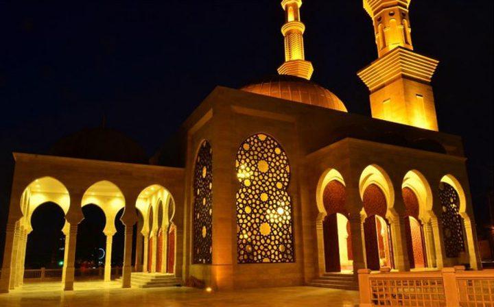 غزة: الأوقاف تقرر إغلاق جميع المساجد بدءا من الغد