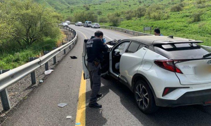 مصرع شخص في حادث طرق قرب طبريا