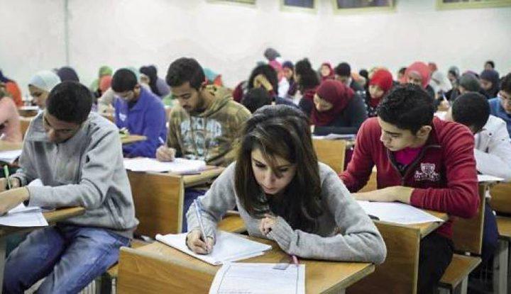 التربية والتعليم: امتحان الثانوية العامة في موعده