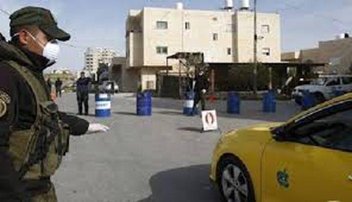 شرطة طوباس توقف 4 أشخاص لخرقهم نظام الطوارئ