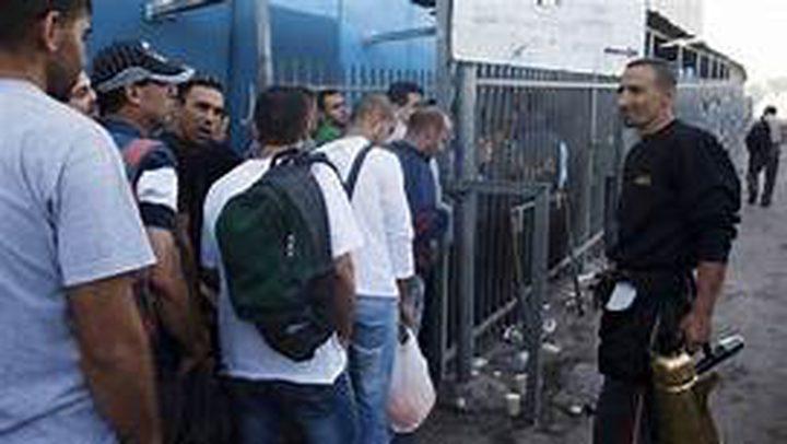 إرزيقات : تم القبض على عدد من المشغلين للعمال في اراضي عام 48