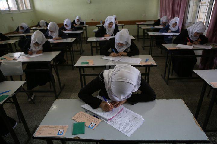 التربية: الثانوية العامة تشمل المادة المغطاة بالمدارس