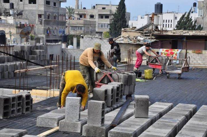 الرجوب يصدر تعميما بمنع مصانع الباطون وآليات البناء من العمل