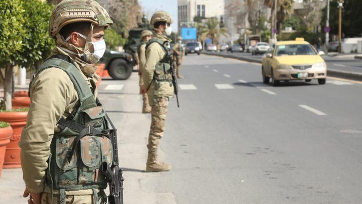 الأردن:فرض غرامات مالية وعقوبة الحبس لمخالفي قرار التنقل والتجوال