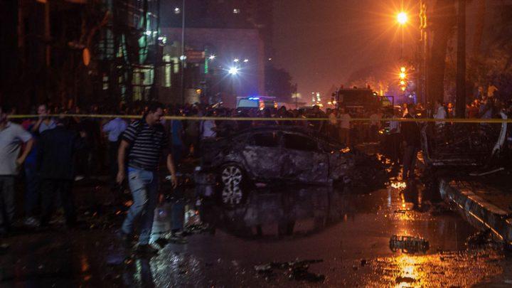 مصر: مصرع 18 شخصًا بحادث تصادم بين عدد من السيارات في القاهرة
