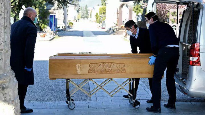 """ايطاليا:662 وفاة جديدة بفيروس """"كورونا"""""""