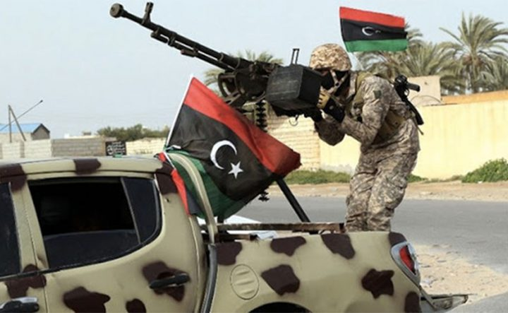 دعوات دولية تدعو لوقف إطلاق النار في طرابلس