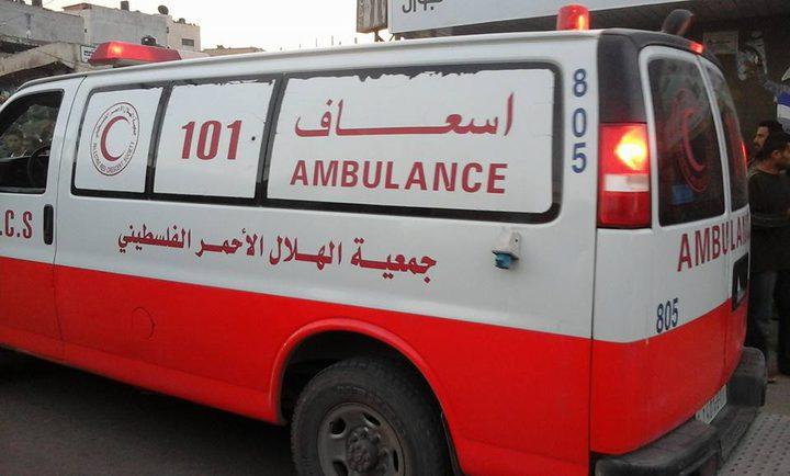وفاة طفلة متأثرة إثر حادث دهس في الخليل