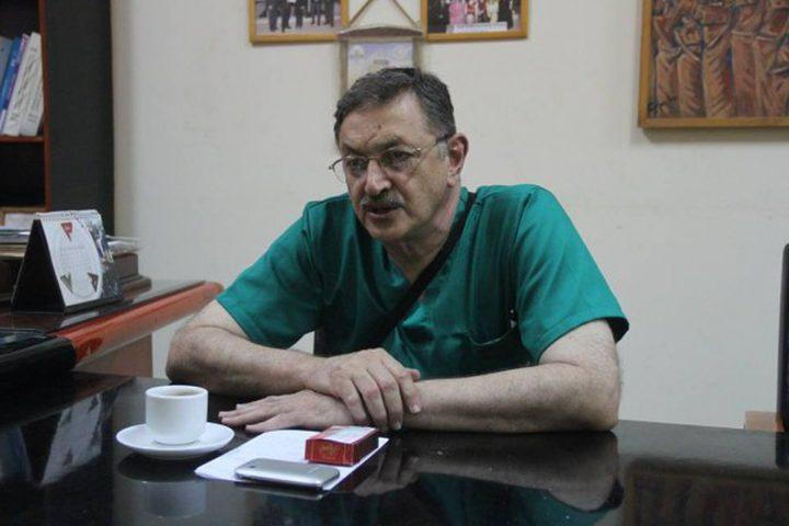 د. الحسن يطالب الحكومة بدعم مشافي القدس في مواجهة كورونا